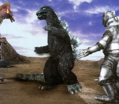 Terror of Mechagodzilla online