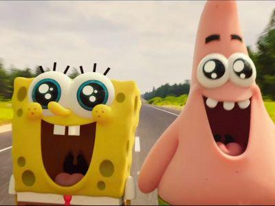 watch The SpongeBob Movie: Sponge Out of Water streaming