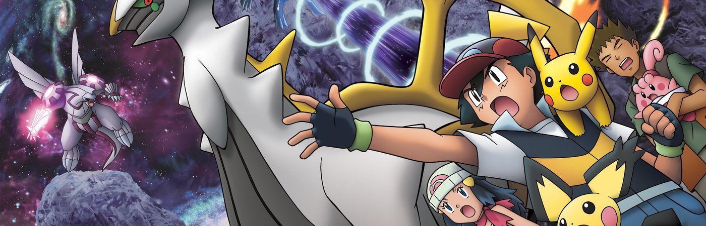 Voir film Pokémon : Arceus et le Joyau de Vie en streaming