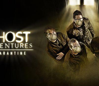Ghost Adventures: Quarantine online