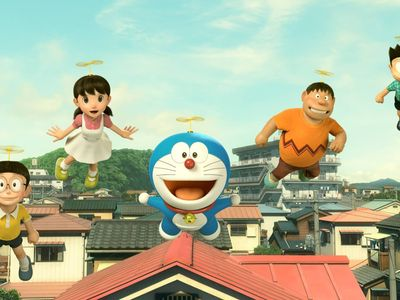 watch Stand by Me Doraemon streaming