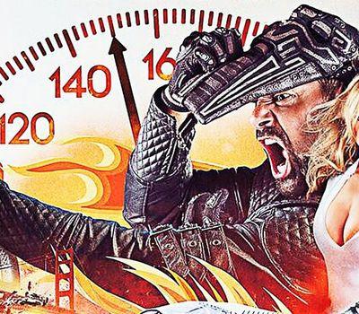 Death Race 2050 online