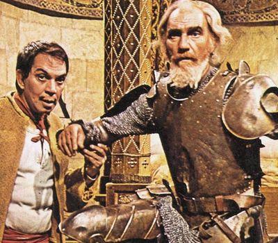 Don Quijote cabalga de nuevo online