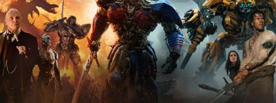 Transformers : The Last Knight online