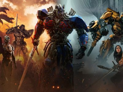 watch Transformers: The Last Knight streaming