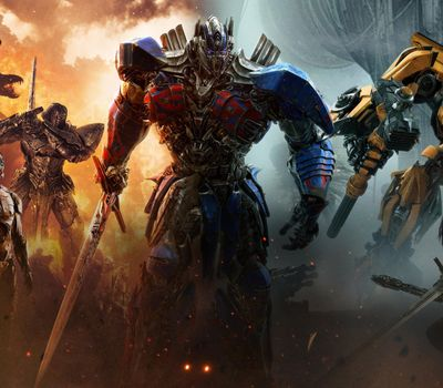 Transformers: The Last Knight online
