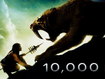 watch 10,000 BC streaming