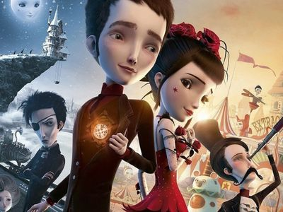 watch Jack and the Cuckoo-Clock Heart streaming