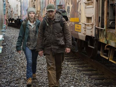 watch Leave No Trace streaming