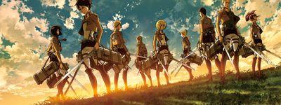 L'Attaque des Titans : L'Arc et la flèche écarlates online