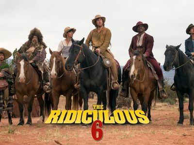 watch The Ridiculous 6 streaming
