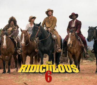 The Ridiculous 6 online