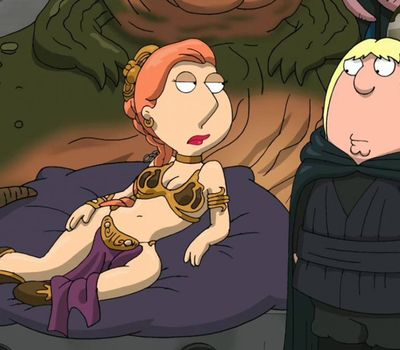 Family Guy Presents: It's a Trap! online