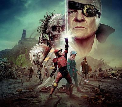 Turbo Kid online