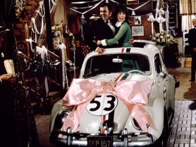 watch Herbie Rides Again streaming
