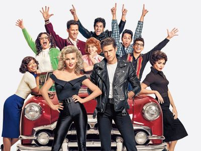 watch Grease Live streaming