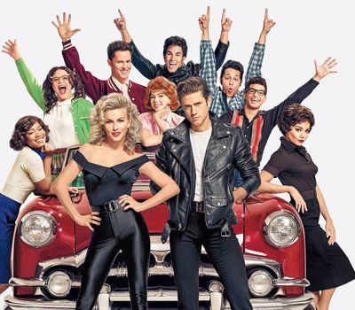 Grease Live online