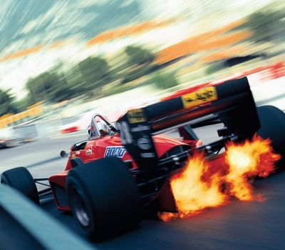 The Secret Life of Formula 1