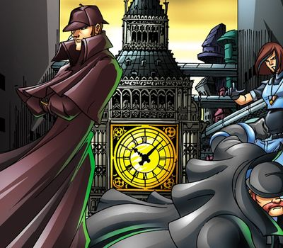 Sherlock Holmes in the 22nd Century online