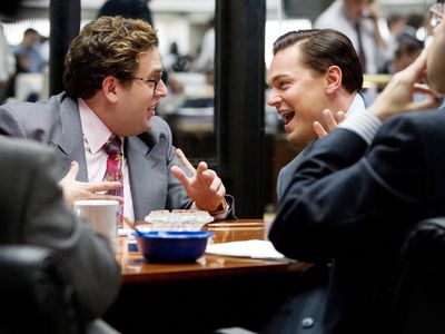 watch The Wolf of Wall Street streaming