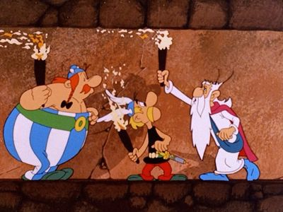 watch Asterix and Cleopatra streaming