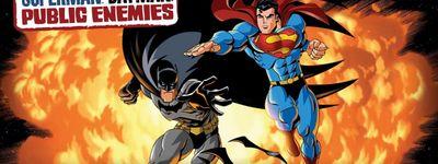 SuperMan/Batman: Ennemis publics online