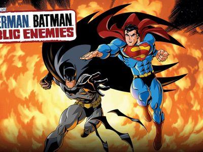 watch Superman/Batman: Public Enemies streaming