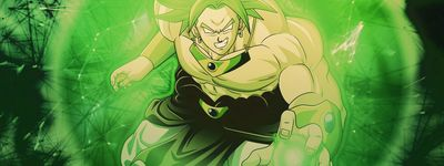 Dragon Ball Z - Broly le super guerrier online