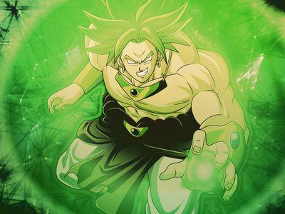 watch Dragon Ball Z: Broly – The Legendary Super Saiyan streaming