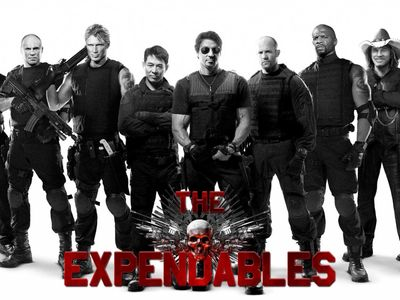 watch The Expendables streaming