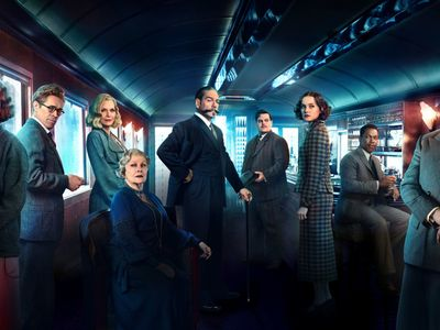 watch Murder on the Orient Express streaming