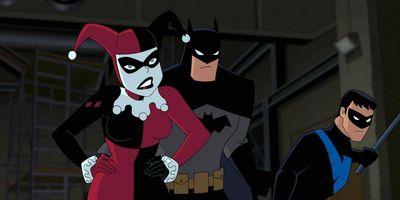 Batman et Harley Quinn en streaming