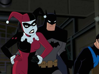 watch Batman and Harley Quinn streaming