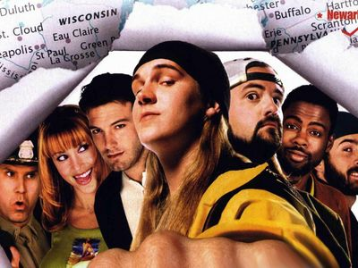 watch Jay and Silent Bob Strike Back streaming