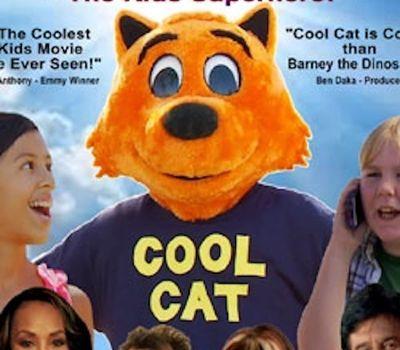 Cool Cat Kids Superhero online