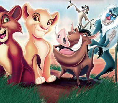 The Lion King II: Simba's Pride online