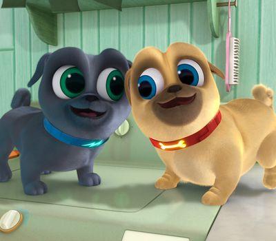 Puppy Dog Pals online
