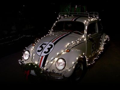 watch Staring at Festive Herbie for 90 Minutes streaming