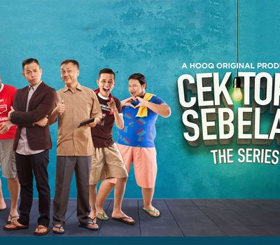 Cek Toko Sebelah: The Series online