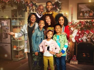 watch A Family Reunion Christmas streaming