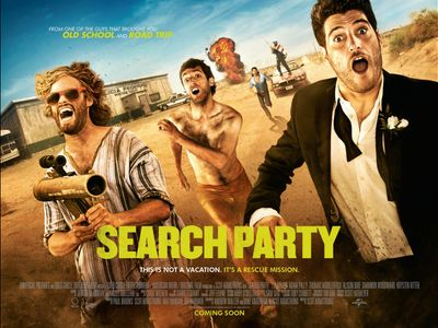 watch Search Party streaming