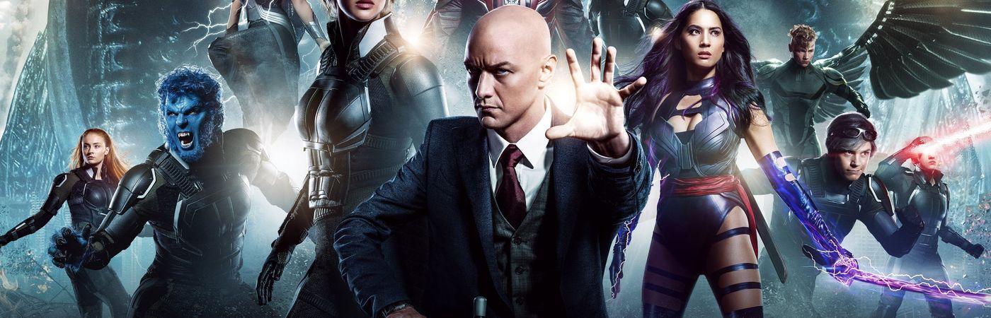 Voir film X-Men : Apocalypse en streaming