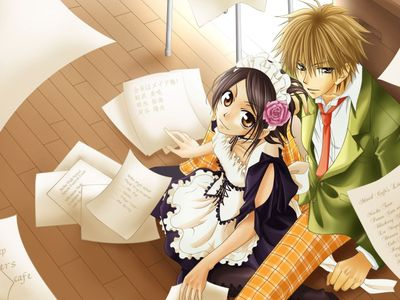 watch Maid Sama! streaming