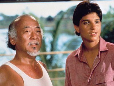 watch The Karate Kid Part II streaming