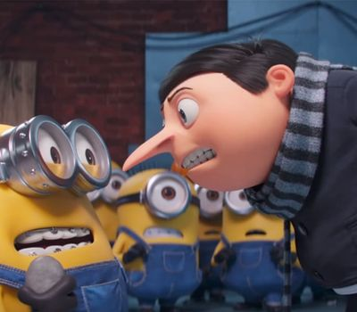 Minions: The Rise of Gru online