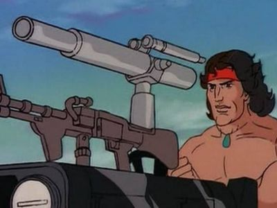 watch Rambo: The Force of Freedom streaming
