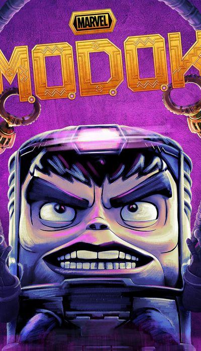 Marvel's M.O.D.O.K. movie
