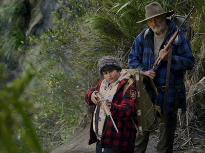watch Hunt for the Wilderpeople streaming