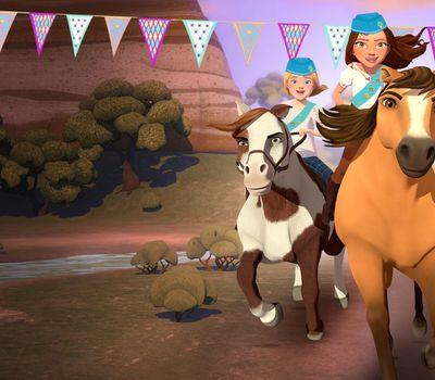 Spirit Riding Free: Pony Tales online