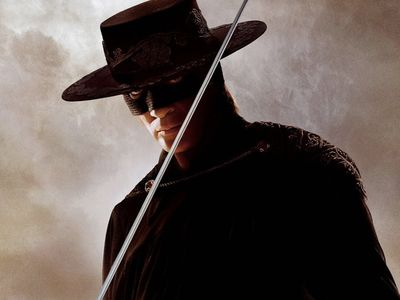 watch The Mask of Zorro streaming